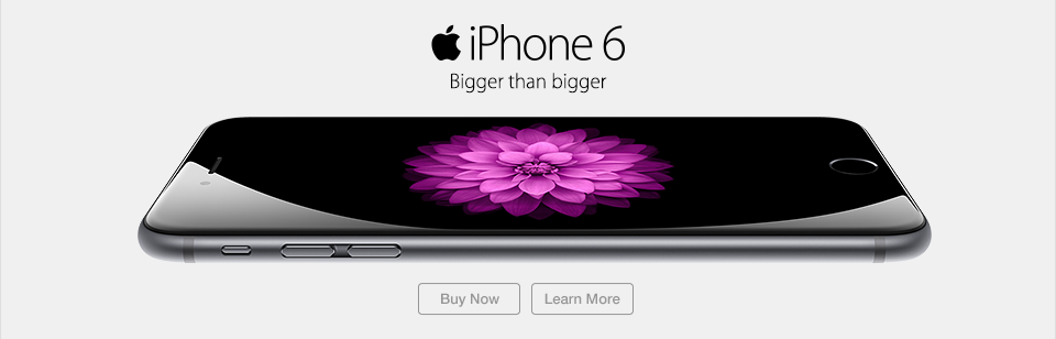Buy the new Apple iPhone 6 at Consumer Cellular