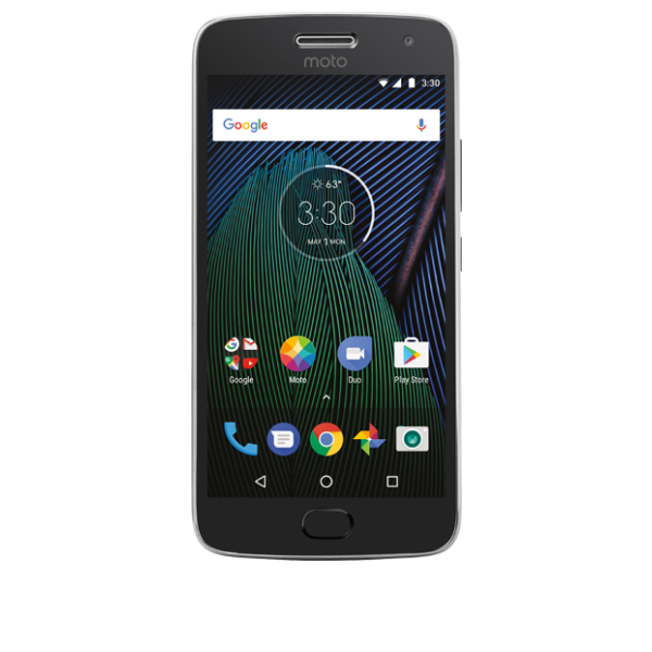 Motorola Moto G5 Plus Manual | User Guide | Consumer Cellular