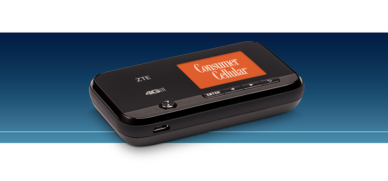 Affordable, Portable Wi-Fi Wherever You Go – With the ZTE