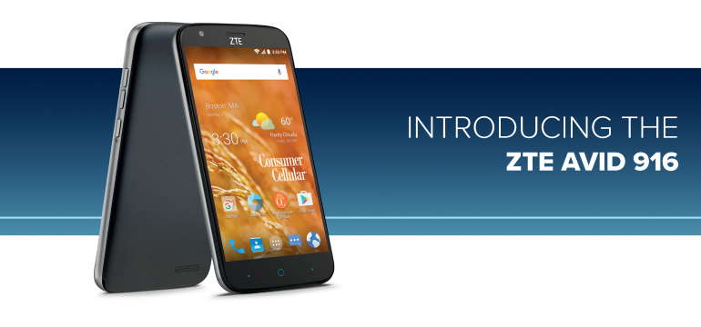 involved activities zte avid 916 review takes