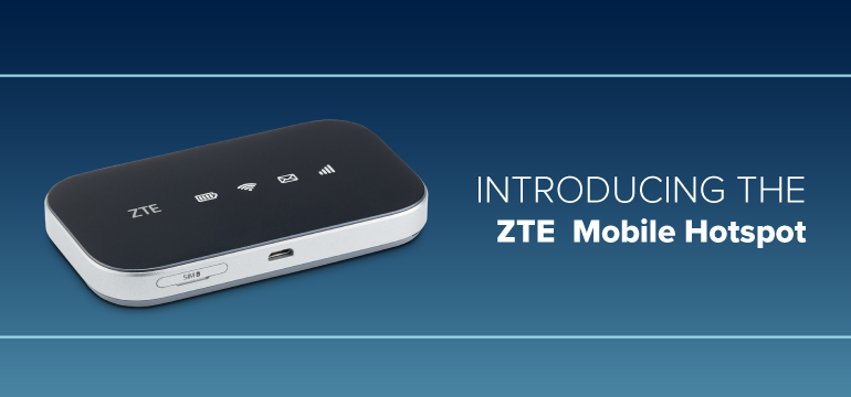 The ZTE Mobile Hotspot: A Handy, Reliable Wireless Connection
